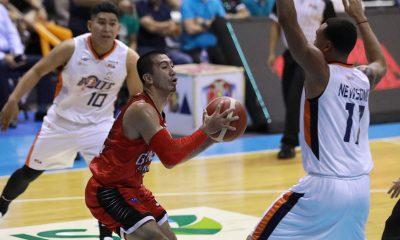 Tiebreaker Times LA Tenorio dedicates Finals series to Batangas Taal victims Basketball News PBA  PBA Season 44 LA Tenorio Barangay Ginebra San Miguel 2019 PBA Governors Cup