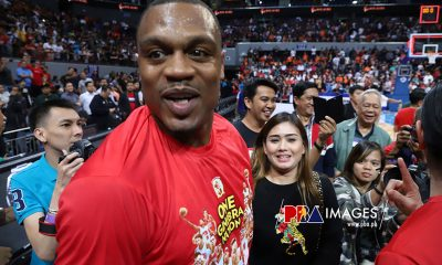 Tiebreaker Times Tim Cone says Justin Brownlee has grown to become an NBA player Basketball News PBA  PBA Season 44 Justin Brownlee Barangay Ginebra San Miguel 2019 PBA Governors Cup