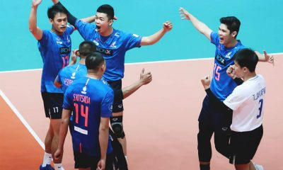 Tiebreaker Times Espejo announces arrival in Thailand, powers Visakha past Prince Finance News Volleyball  Visakha Volleyball Club Marck Espejo 2020 Volleyball Thailand League Season