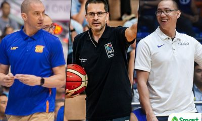 Tiebreaker Times Trunic, Dickel, Arespacochaga listed as Gilas coaches for FIBA ACQ 2021 FIBA Asia Cup Basketball Gilas Pilipinas News  Tab Baldwin Sandy Arespacochaga Nenad Trunic Mark Dickel Gilas Pilipinas Men 2021 FIBA Asia Cup Qualifiers
