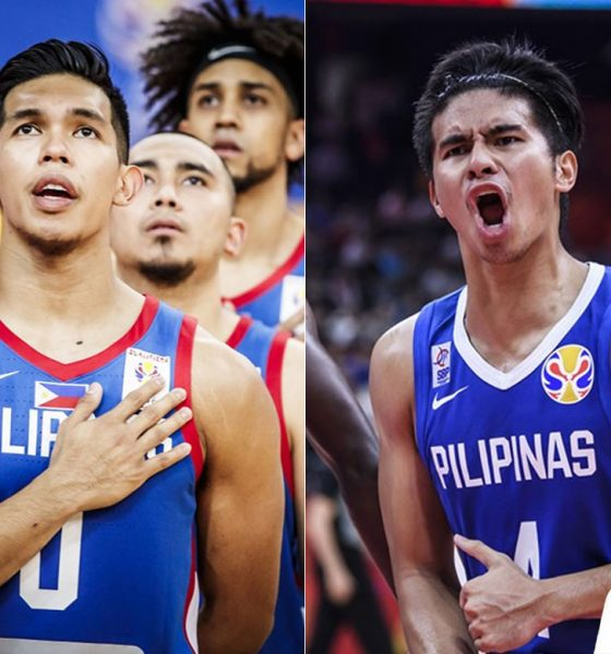 Tiebreaker Times Thirdy Ravena elated to play with Kiefer, but knows pressure comes with it 2021 FIBA Asia Cup Basketball Gilas Pilipinas News  Thirdy Ravena Kiefer Ravena Gilas Pilipinas Men 2021 FIBA Asia Cup Qualifiers