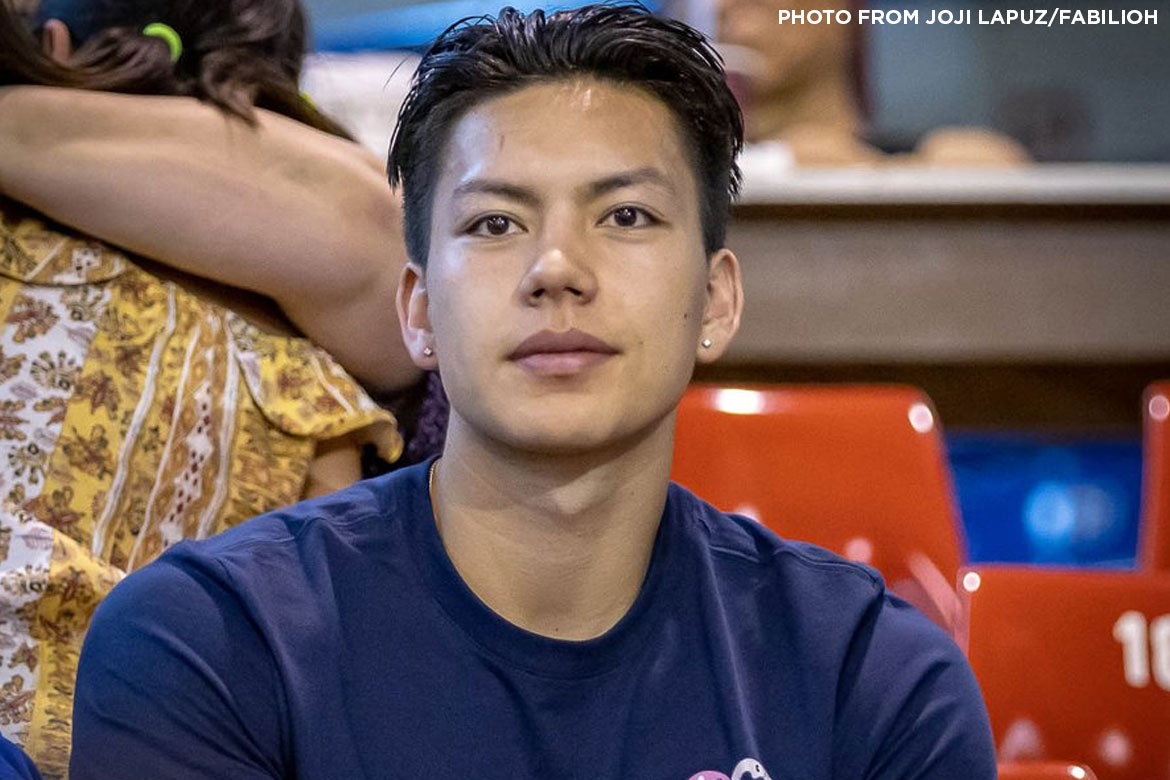 Tiebreaker Times Who is Gilas pool member Dwight Ramos? 2021 FIBA Asia Cup ADMU Basketball Gilas Pilipinas News  Gilas Pilipinas Men Dwight Ramos 2021 FIBA Asia Cup Qualifiers