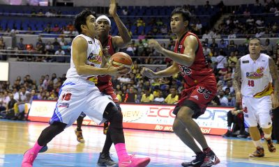 Tiebreaker Times Ryan Araña has extra motivation in Rain or Shine return Basketball News PBA  Ryan Arana Rain or Shine Elasto Painters PBA Season 45