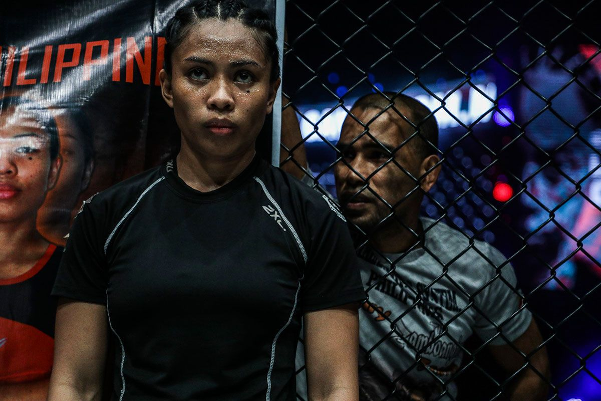 Tiebreaker Times Rene Catalan on Jomary Torres' struggles: 'Her focus wasn't there' Mixed Martial Arts News ONE Championship  Rene Catalan Jomary Torres Catalan Fighting System