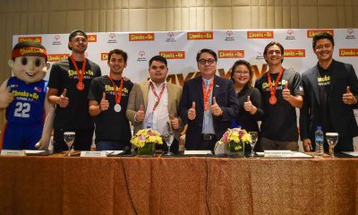Tiebreaker Times Chooks-to-Go partners with Special Olympics to empower PIDs News  Special Olympics Asia Pacific Ronald Mascarinas Henry Munarriz Chooks-to-Go