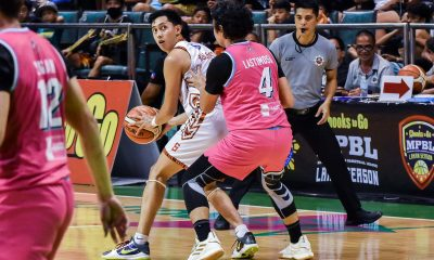 Tiebreaker Times Bulanadi, Basilan deal Pasay tough blow in MPBL playoff race Basketball MPBL News  Pasay Voyagers Jerson Cabiltes Jan Jamon Basilan Steel Allyn Bulanadi 2019-20 mpbl season
