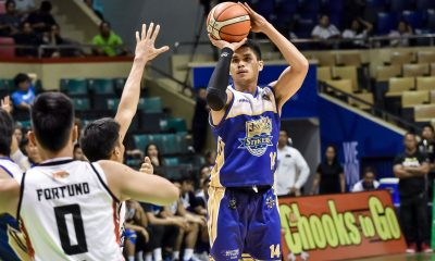 Tiebreaker Times Bacoor weathers big games from Sazon, Ular to extend streak to five Basketball MPBL News  Yves Sazon RJ Ramirez Michael Mabulac Michael Canete Marikina Shoemasters Chris Gavina Bacoor Strikers Ato Ular 2019-20 MPBL Lakan Cup