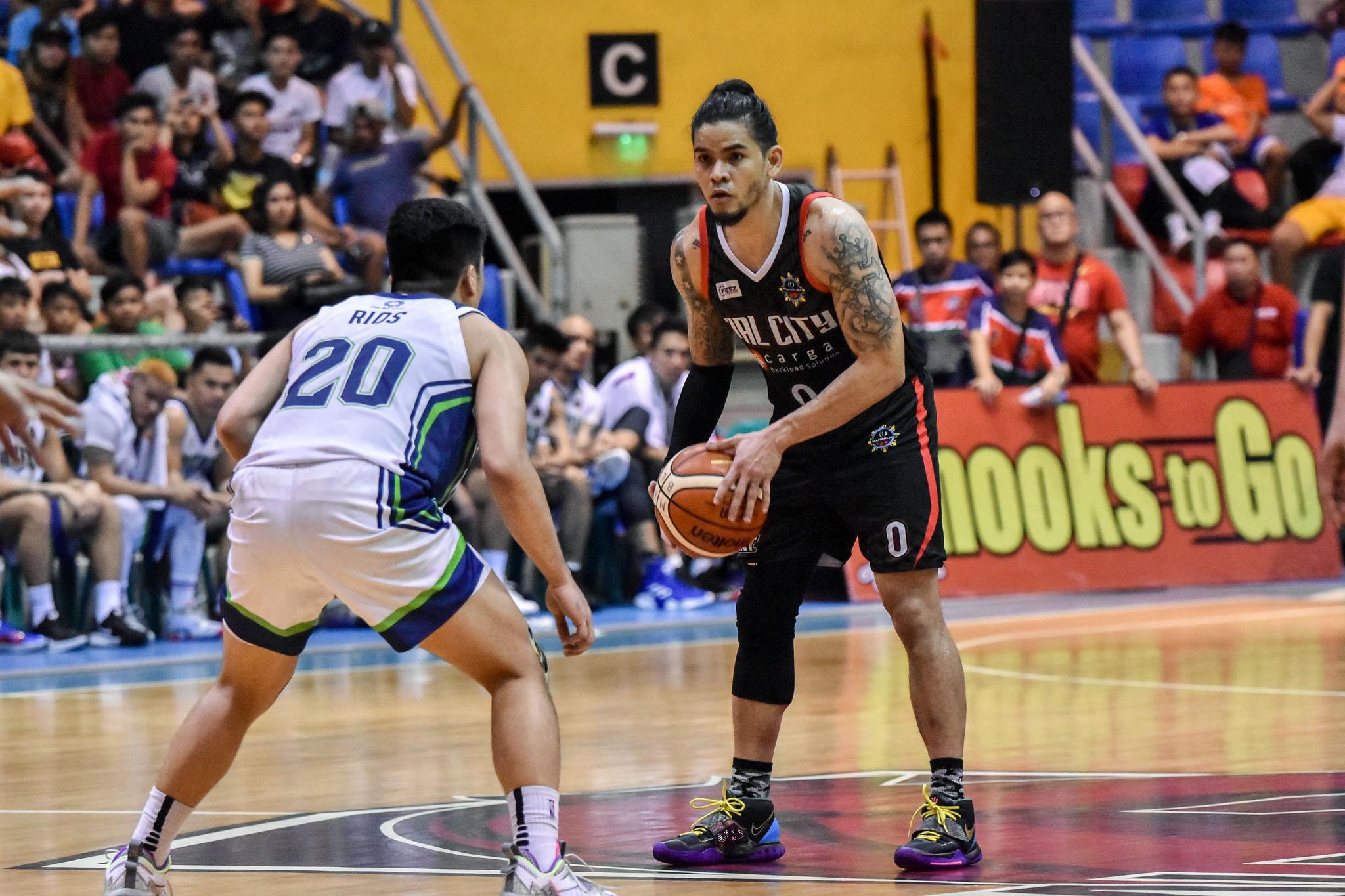 Tiebreaker Times Paulo Hubalde repays Valenzuelans despite disappointing campaign: 'Hindi nila kami iniwan' Basketball MPBL News  Valenzuela Classic Paulo Hubalde 2019-20 MPBL Lakan Cup