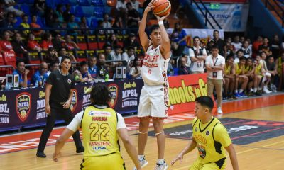 Tiebreaker Times Allyn Bulanadi using Basilan Steel experience as booster for Gilas 2021 FIBA Asia Cup Basketball Gilas Pilipinas MPBL News  Gilas Pilipinas Men Basilan Steel Allyn Bulanadi 2021 FIBA Asia Cup Qualifiers 2019-20 MPBL Lakan Cup