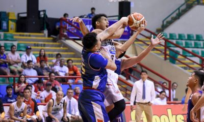 Tiebreaker Times Lalata makes huge stop, keeps Bicol clinging to last MPBL South playoff spot Basketball MPBL News  Ryan Costelo Ronjay Buenafe Quezon City Capitals Mon Kallos Mark Olayon Jonathan Aldave Jerome Garcia Clark Derige Chris Lalata Bicol Volcanoes Alwyn Alday 2019-20 MPBL Lakan Cup