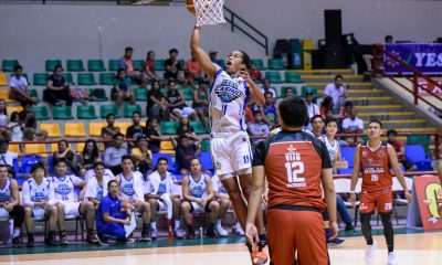 Tiebreaker Times Cebu Sharks remain in MPBL South playoff race, give Imus, Helterbrand rude exit Basketball MPBL News  William McAloney RJ Deles Rhaffy Octobre Noynoy Falcasantos Kraniel Viloria Jojo Cunanan Joel Lee Yu Imus Bandera Gerald Anderson Cebu Sharks 2019-20 MPBL Lakan Cup