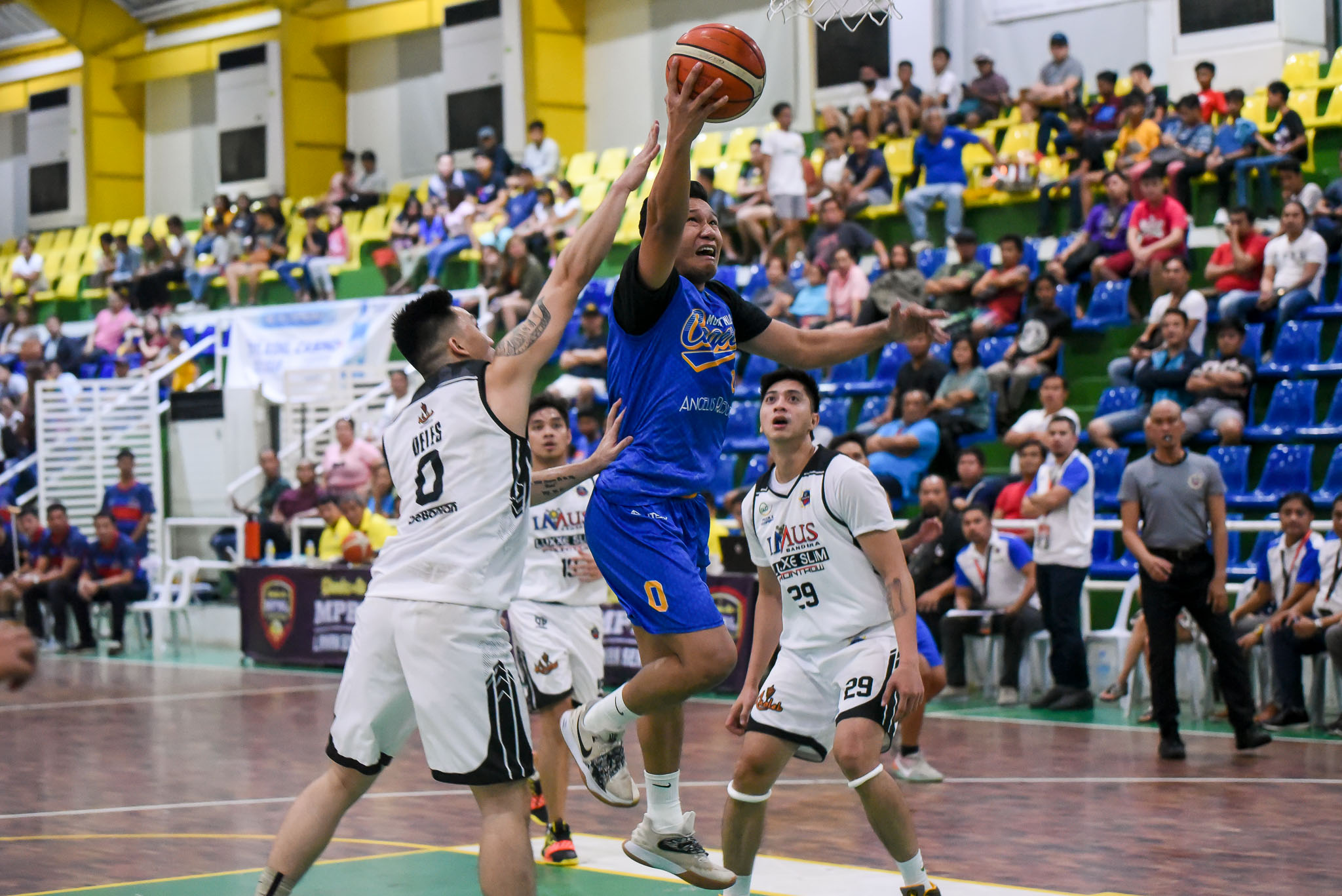 Tiebreaker Times Muntinlupa keeps slim MPBL playoff hopes alive, staves off Imus Basketball MPBL News  Paeng Rebugio Muntinlupa Cagers JR Cawaling Jeric Nacpil Jayjay Helterbrand Jamil Ortuoste Imus Bandera Dave Moralde Chico Tirona 2019-20 MPBL Lakan Cup