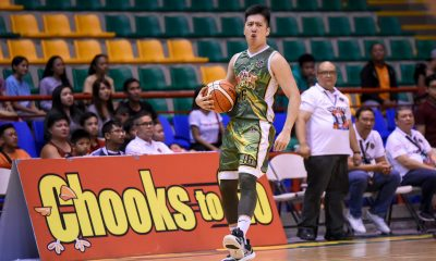 Tiebreaker Times Jeric Teng not content with just leading Pasig-Sta. Lucia to MPBL playoffs Basketball MPBL News  Pasig-Sta. Lucia Realtors Jeric Teng Bong Dela Cruz 2019-20 MPBL Lakan Cup