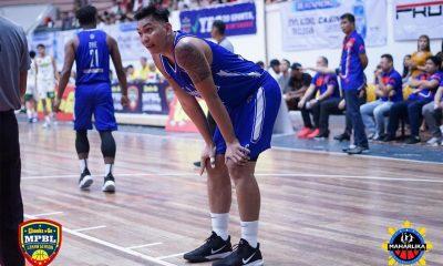 Tiebreaker Times Blackwater signs Manila Stars' Jonjon Gabriel Basketball MPBL News PBA  PBA Season 45 Manila Stars Jon Gabriel Blackwater Elite 2019-20 MPBL Lakan Cup