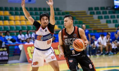 Tiebreaker Times Ronjay Buenafe to go all out in leading Bicol to MPBL playoffs Basketball MPBL News  Ronjay Buenafe Bicol Volcanoes 2019-20 MPBL Lakan Cup