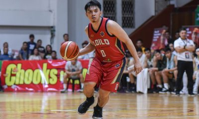 Tiebreaker Times Third times the charms for Iloilo as homegrown Jeruta makes sure to bag win Basketball MPBL News  Iloilo United Royals Aaron Jeruta 2019-20 MPBL Lakan Cup