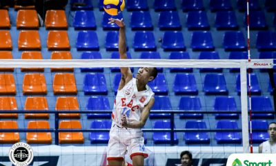 Tiebreaker Times EAC Generals win two-in-a-row at expense of Mapua in NCAA 95 EAC MIT NCAA News Volleyball  Raje Hizon PJ Dolories NCAA Season 95 Men's Volleyball NCAA Season 95 Michael Imperial Melchor Santos Mapua Men's Volleyball Joshua Miña John Benedict San Andres EJ Magadan EAC Men's Volleyball Danrich Melad Alfredo Pagulong Aeron Daduya