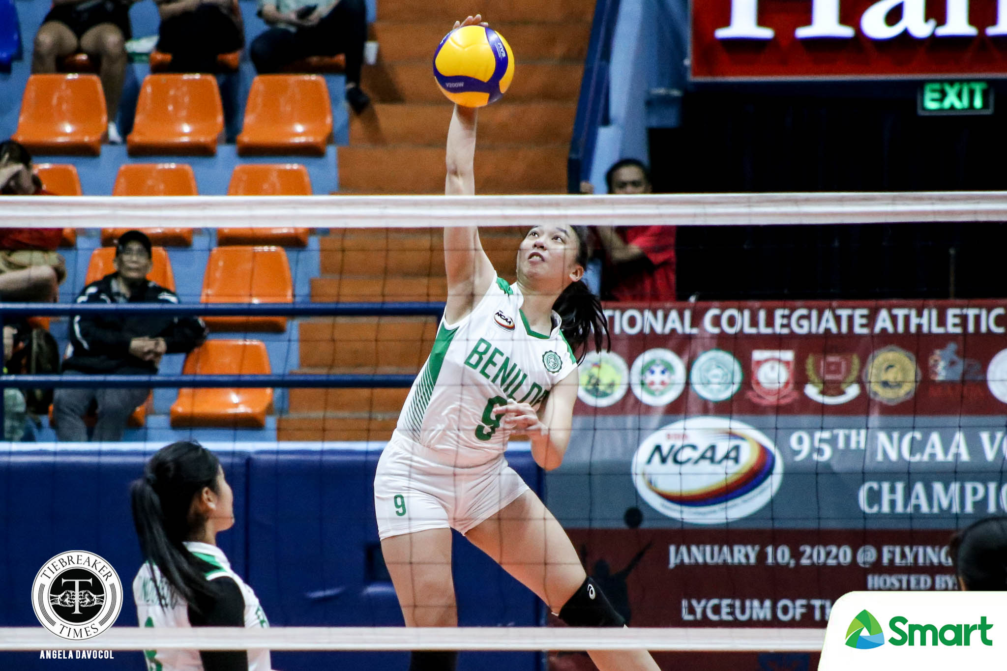 Tiebreaker Times CSB Lady Blazers still see NCAA Season 95 as 'victorious' campaign CSB NCAA News Volleyball  Saint Benilde Women's Volleyball NCAA Season 95 Women's Volleyball NCAA Season 95 Jerry Yee Coronavirus Pandemic