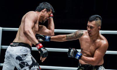 Tiebreaker Times Roel Rosauro looks to build on big ONE: A New Tomorrow win Mixed Martial Arts News ONE Championship  Yaw-Yan Ardigma Cebu Roel Rosauro ONE: A New Tomorrow