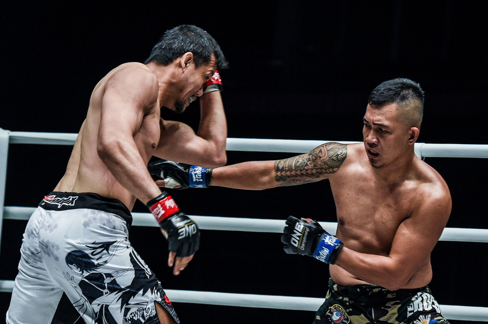 Tiebreaker Times Roel Rosauro looks to build on big ONE: A New Tomorrow win Mixed Martial Arts News ONE Championship  Yaw-Yan Ardigma Cebu Roel Rosauro ONE: A New Tomorrow
