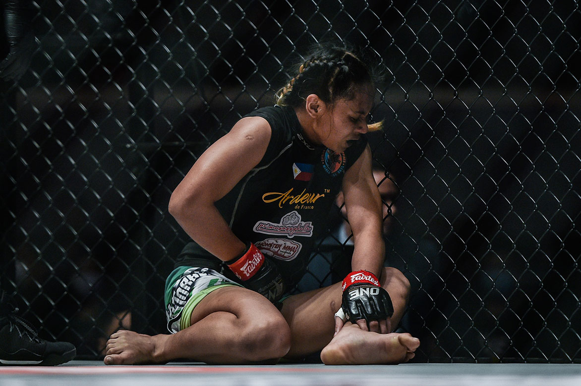 ONE-Fire-and-Fury-Jomary-Torres-down-vs-Jenny-Huang Jomary Torres figures in no contest to open ONE: Fire and Fury Mixed Martial Arts News ONE Championship  - philippine sports news