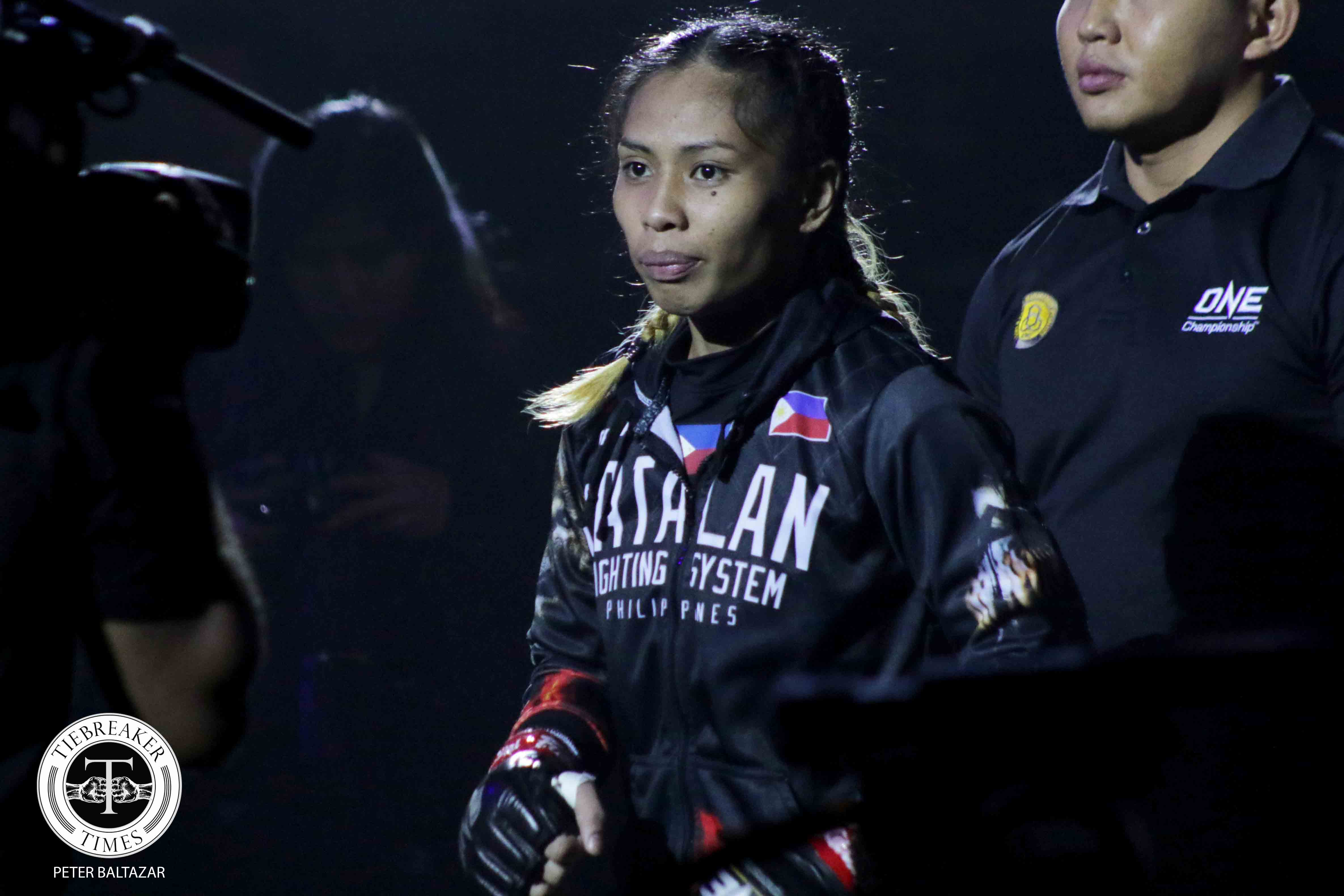 Tiebreaker Times Jomary Torres frustrated but not defeated after ONE: Fire and Fury Mixed Martial Arts News ONE Championship  ONE: Fire and Fury Jomary Torres Catalan Fighting Systems