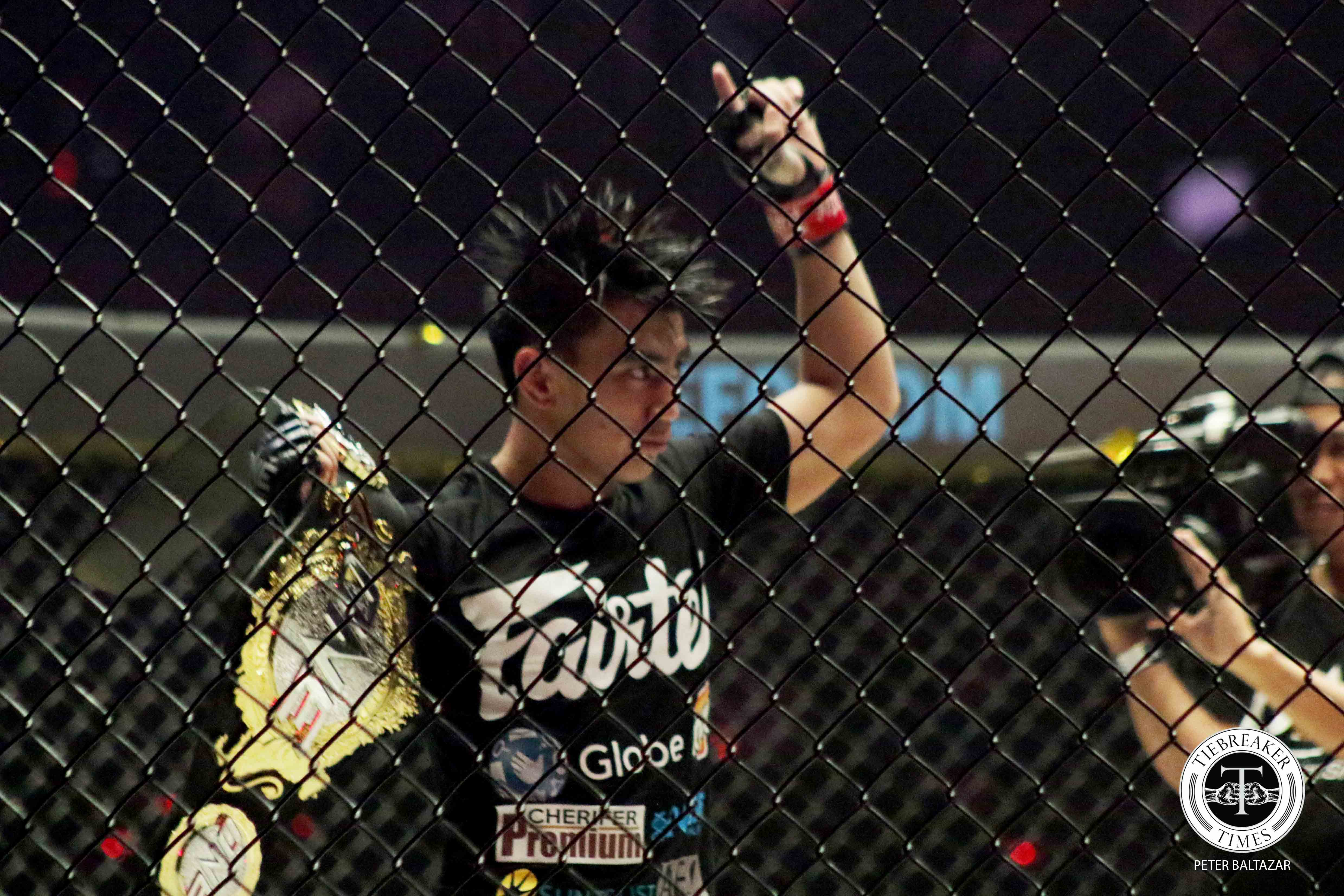 Tiebreaker Times Joshua Pacio believes he has yet to reach his peak Mixed Martial Arts News ONE Championship  Team Lakay ONE: Fire and Fury Mark Sangiao Joshua Pacio Alex Silva