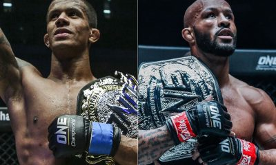 Tiebreaker Times Champion vs Champion in China as Demetrious Johnson takes on Moraes in ONE: Reign of Dynasties Mixed Martial Arts News ONE Championship  ONE: Reign of Dynasties Demetrious Johnson Adriano Moraes