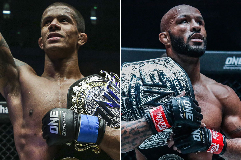 ONE-Reign-of-Dynasties-Moraes-x-Johnson Brandon Vera, Moraes-Johnson headline ONE: Infinity Series Mixed Martial Arts News ONE Championship  - philippine sports news