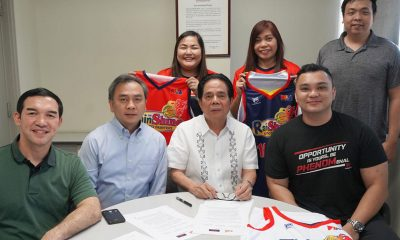 Tiebreaker Times Rain or Shine gets new outfitter in Phenom Basketball News PBA  Rain or Shine Elasto Painters Phenom Sportswear PBA Season 45 Jackson Chua