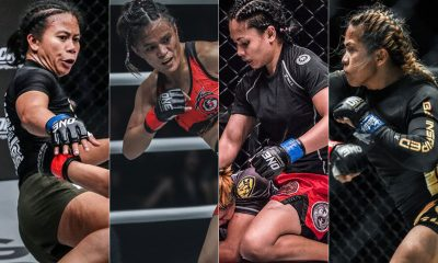 Tiebreaker Times Women's Mixed Martial Arts on the rise but work needs to be done, says Iniong Mixed Martial Arts News ONE Championship  Team Lakay ONE: Fire and Fury Mark Sangiao Gina Iniong