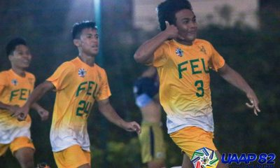 Tiebreaker Times Lobitaña's late winner lifts FEU past NU in UAAP Boys' Football Finals rematch ADMU DLSU FEU Football News NU UAAP  UAAP Season 82 Juniors Football UAAP Season 82 Pocholo Bugas Park Bo Bae NU Juniors Football Nicholas Chavez Luard Abaa Karl Absalon FEU Juniors Football DLSZ Juniors Football Charles Lobitana Ateneo Juniors Football Angelo Obero Andres Aldeguer Adri Caraig