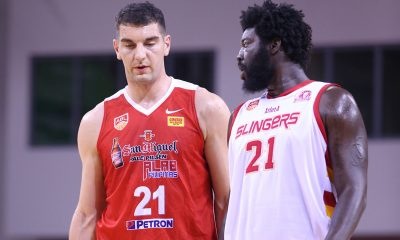 Tiebreaker Times San Miguel Alab suffer crushing loss to Singapore in ABL ABL Alab Pilipinas Basketball News  Xavier Alexander Singapore Slingers Sam Deguara Marcus Elliott Jimmy Alapag Anthony McCain 2019-20 ABL Season
