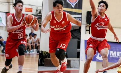 Tiebreaker Times Amsali, Sanchez, Ynot commit to San Beda Red Lions Basketball NCAA News SBC  Tony Ynot San Beda Seniors Basketball Rhayyan Amsali NCAA Season 96 Seniors Basketball NCAA Season 96 Justine Sanchez Jude Roque