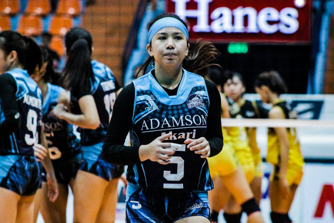 Tiebreaker Times Is young Louie Romero ready to be Adamson's captain? AdU News UAAP Volleyball  UAAP Season 82 Women's Volleyball UAAP Season 82 Louie Romero Adamson Women's Volleyball