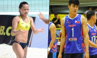 Tiebreaker Times Rondina, Bagunas to be crowned as PSA Ms. and Mr. Volleyball News NU UST Volleyball  Cherry Rondina Bryan Bagunas 2020 PSA Awards