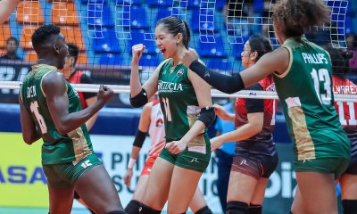Tiebreaker Times Joseph, Phillips deliver as Sta. Lucia sweeps PLDT to open PSL Grand Prix campaign News PSL Volleyball  Sta. Lucia Lady Realtors Shainah Joseph Roger Gorayeb PLDT Home Fibr Power Hitters MJ Phillips Maeve Orle Eddieson Orcullo 2020 PSL Season 2020 PSL Grand Prix
