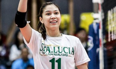 Tiebreaker Times Mika Reyes looks to 'learn and grow' with Sta. Lucia News PSL Volleyball  Sta. Lucia Lady Realtors Mika Reyes 2020 PSL Super Cup 2020 PSL Season