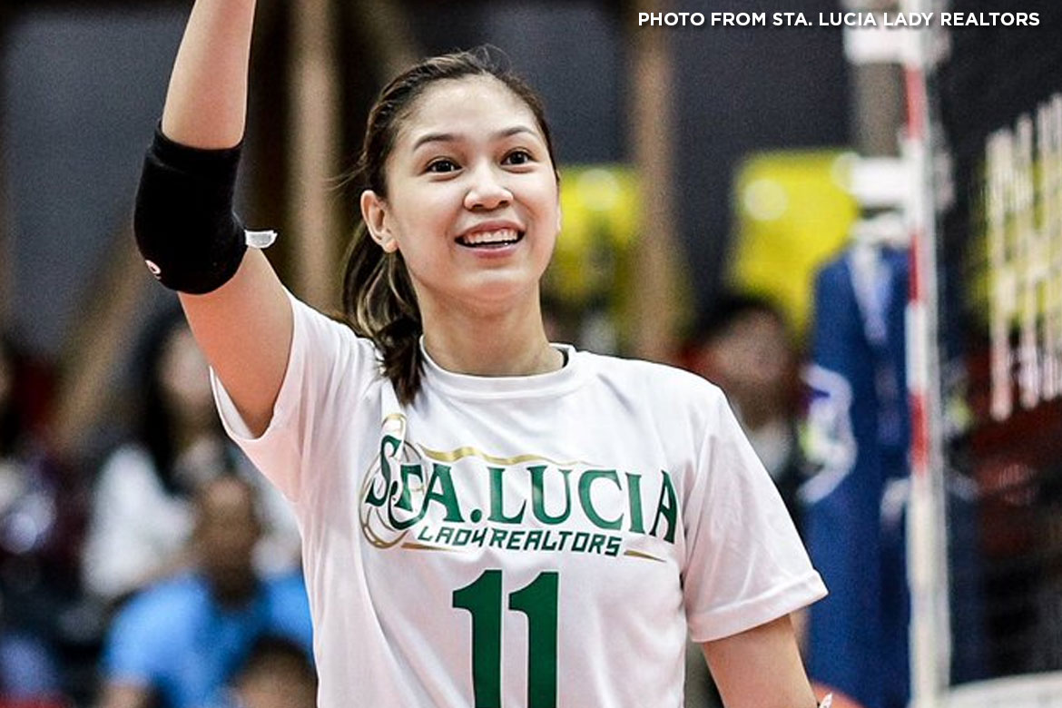 Mika Reyes Looks To Learn And Grow With Sta Lucia Tiebreaker Times
