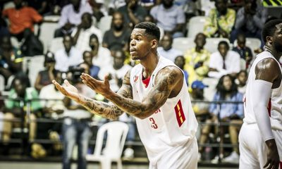 Tiebreaker Times Mbala's double-double not enough to lift Cameroon past Ivory Coast in Afrobasket Basketball News  Ivory Coast (Basketball) Guinea (basketball) Cameroon (basketball) Ben Mbala 2021 FIBA Afrobasket Qualifiers