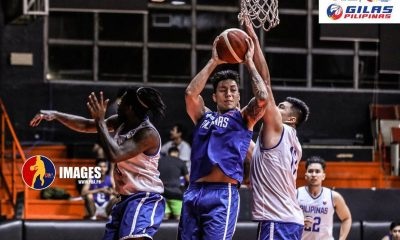 Tiebreaker Times Dwight Ramos can't wait to put on real Gilas jersey: 'It's time to go' 2021 FIBA Asia Cup Basketball Gilas Pilipinas News  Gilas Pilipinas Men Dwight Ramos 2021 FIBA Asia Cup Qualifiers