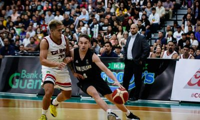 Tiebreaker Times Jericho Cruz shackled as New Zealand whips Guam in FIBA ACQ 2021 FIBA Asia Cup Basketball News  Will Stinnett Shea Ili Reuben Te Rangi New Zealand (Basketball) Jericho Cruz Guam (Basketball) 2021 FIBA Asia Cup Qualifiers