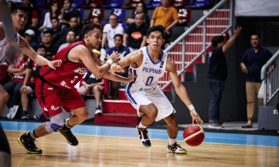 Tiebreaker Times Thirdy Ravena says brother Kiefer eased his transition to Gilas 2021 FIBA Asia Cup Basketball Gilas Pilipinas News  Thirdy Ravena Kiefer Ravena Gilas Pilipinas Men 2021 FIBA Asia Cup Qualifiers