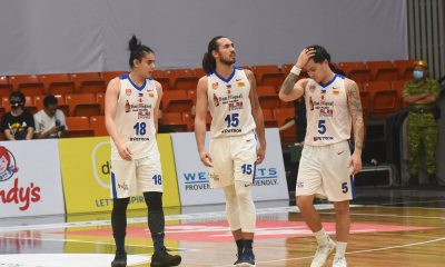Tiebreaker Times Brownlee's return delayed as Alab Pilipinas bow to Malaysia anew ABL Alab Pilipinas Basketball News  Will Artino Westsports Malaysia Dragons Terrel Davis Nick King Jordan Heading Jimmy Alapag 2019-20 ABL Season