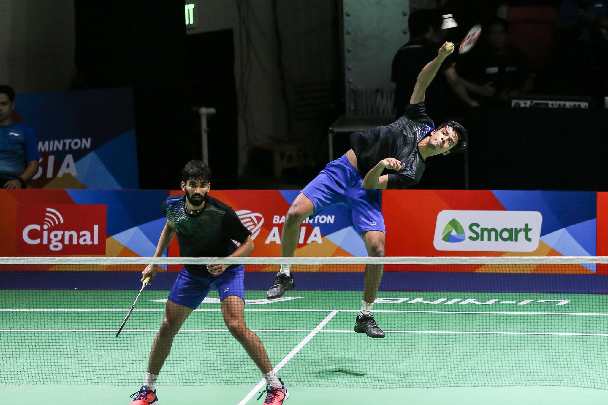 Badminton-Asia-Team-Championships-Mens-QF-India-def-Thailand-Kidambi-and-Shetty Gallant Philippines falls to Christie, Indonesia in Asian Badminton Team QF 2020 Badminton Asia Team Championships Badminton News  - philippine sports news