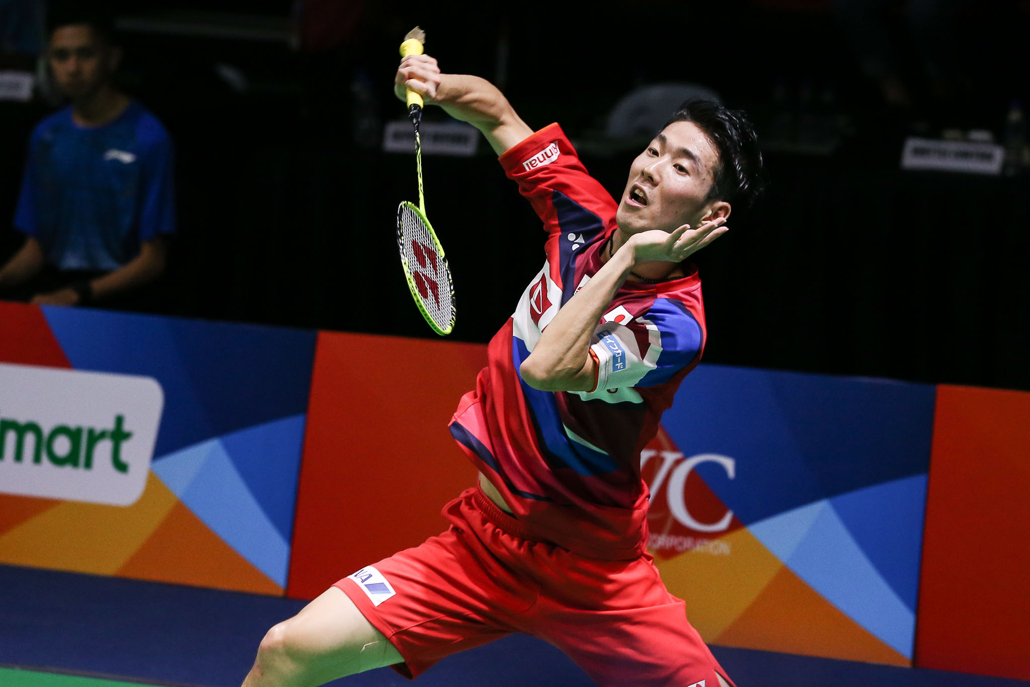 Badminton-Asia-Team-Championships-Mens-QF-Japan-def-Chinese-Taipei-Kanta-Tsuneyama Gallant Philippines falls to Christie, Indonesia in Asian Badminton Team QF 2020 Badminton Asia Team Championships Badminton News  - philippine sports news