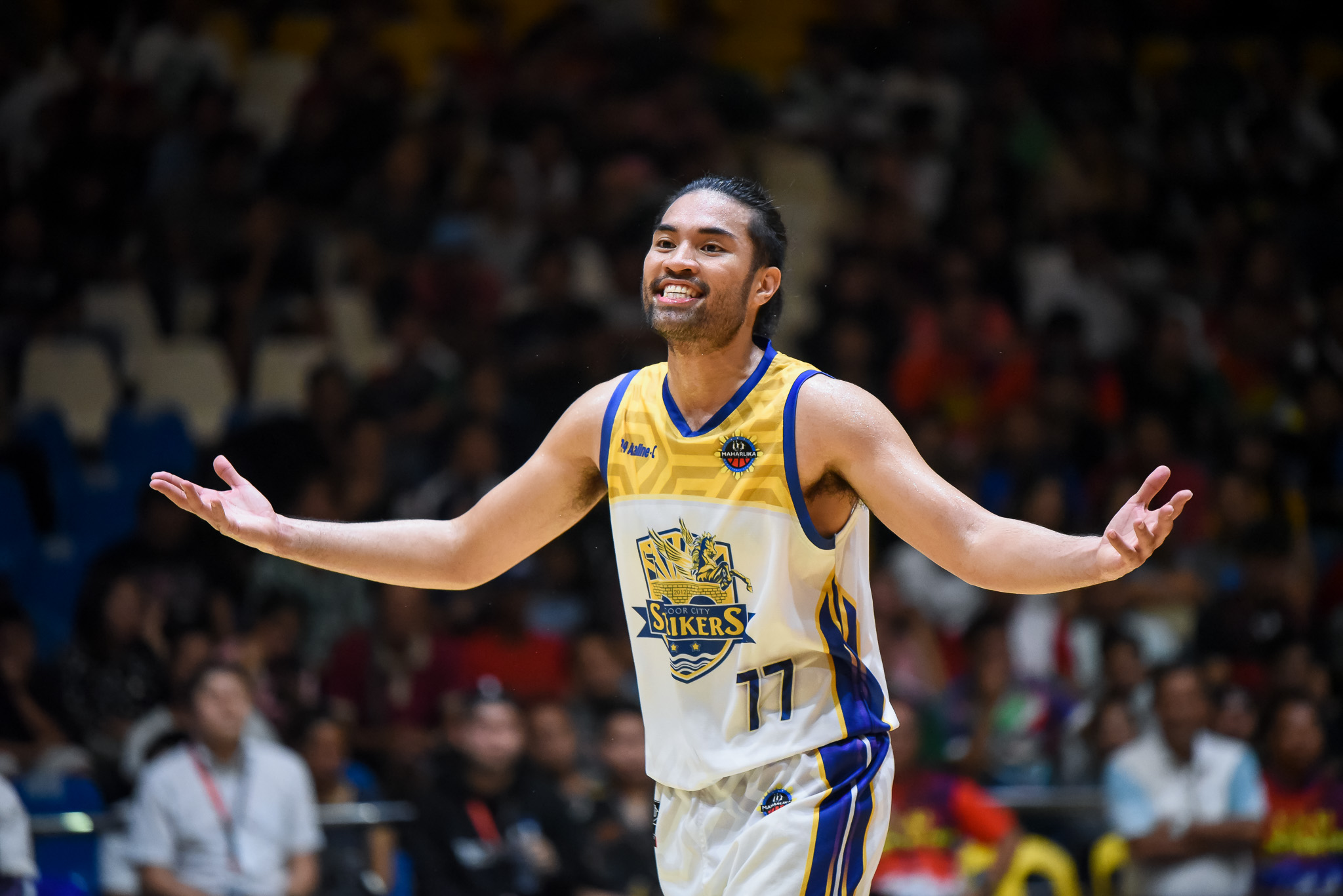 Chooks-MPBL-2019-Bacoor-vs-Gen-San-Banal Gab Banal hopes PBA return inspires others to not give up on their dreams Basketball News PBA  - philippine sports news