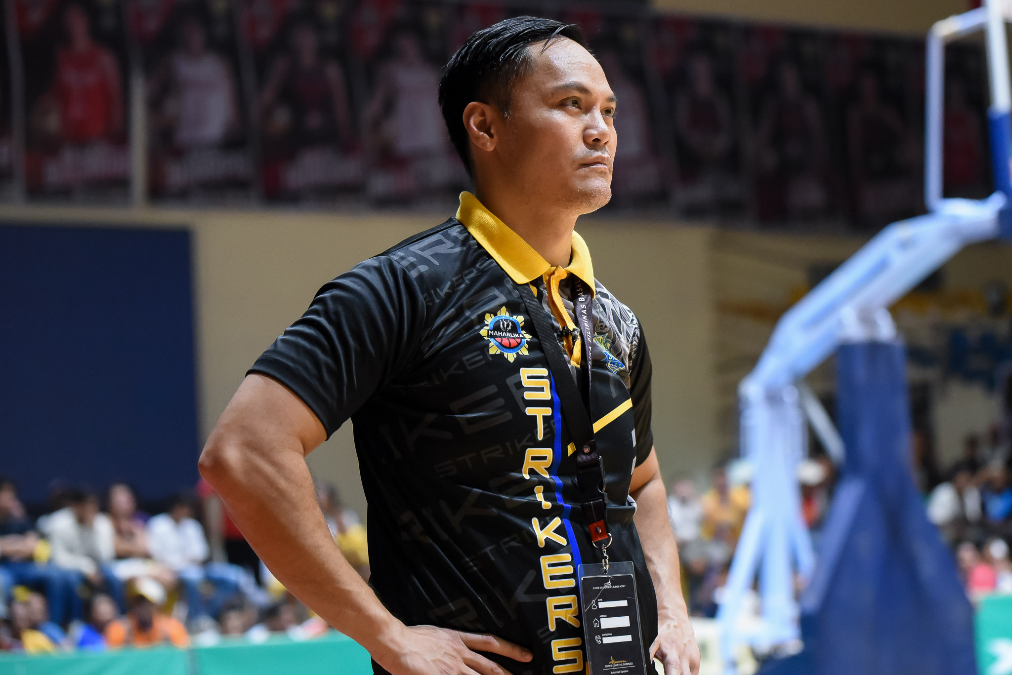 Tiebreaker Times SOURCES: Chris Gavina sends letter of intent to coach UST Growling Tigers Basketball News UAAP UST  UST Men's Basketball UAAP Season 83 Men's Basketball UAAP Season 83 Chris Gavina