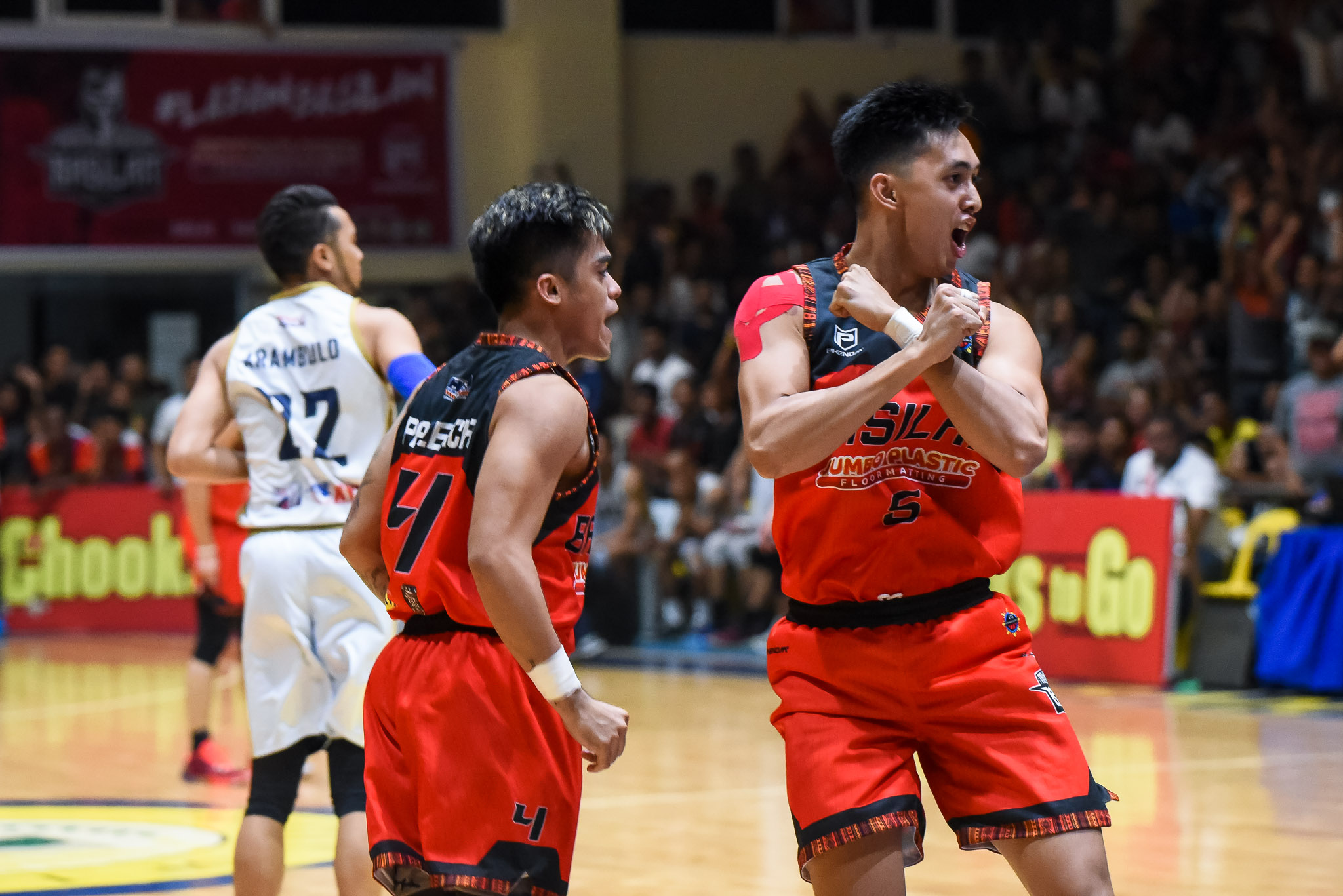 Chooks-MPBL-2019-Basilan-vs-Iloilo-Bulanadi Basilan Redefined: Basilan Steel's phenomenal rise in MPBL Basketball MPBL News  - philippine sports news
