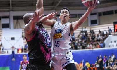 Tiebreaker Times Makati-Super Crunch end up being closer after crisis, says Baloria Basketball MPBL News  Rhuel Acot Makati Super Crunch Juneric Baloria 2019-20 MPBL Lakan Cup